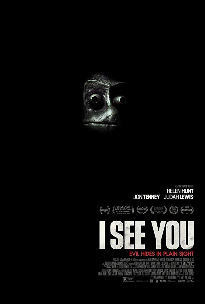 There's far more than meets the eye in the horror thriller I See You 4