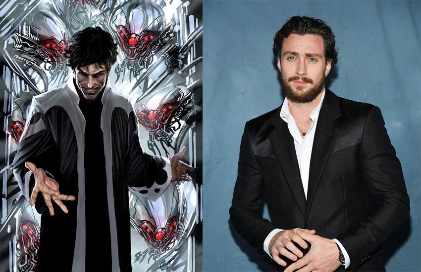 Rumour: Marvel casting new version of Inhumans; Vin Diesel, Aaron Taylor-Johson in consideration 6