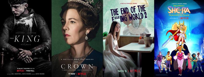New on Netflix - November 2019 25