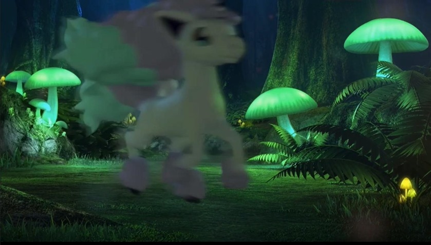 Pokemon mystery forest (2)