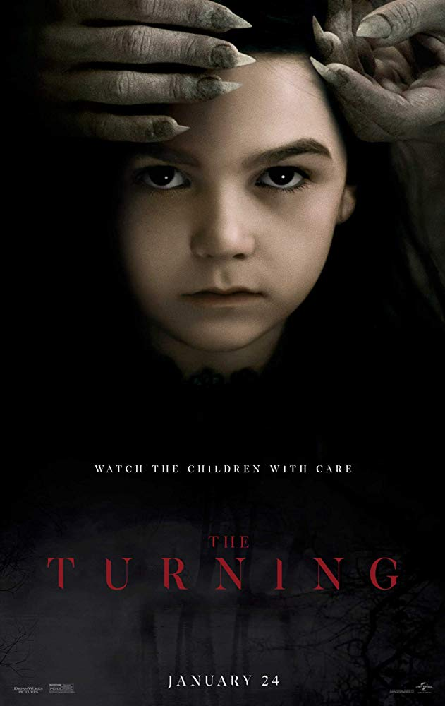 The children need special care in the horror feature The Turning 4