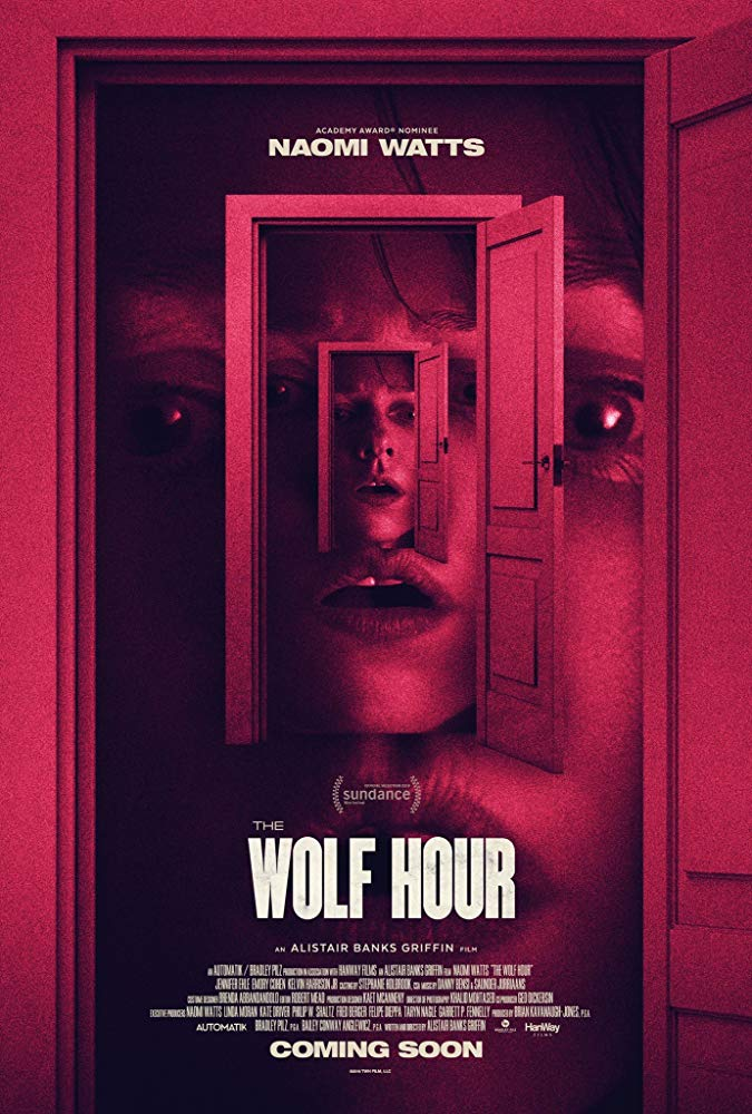 Naomi Watts is teetering on the edge in the drama/thriller The Wolf Hour 4