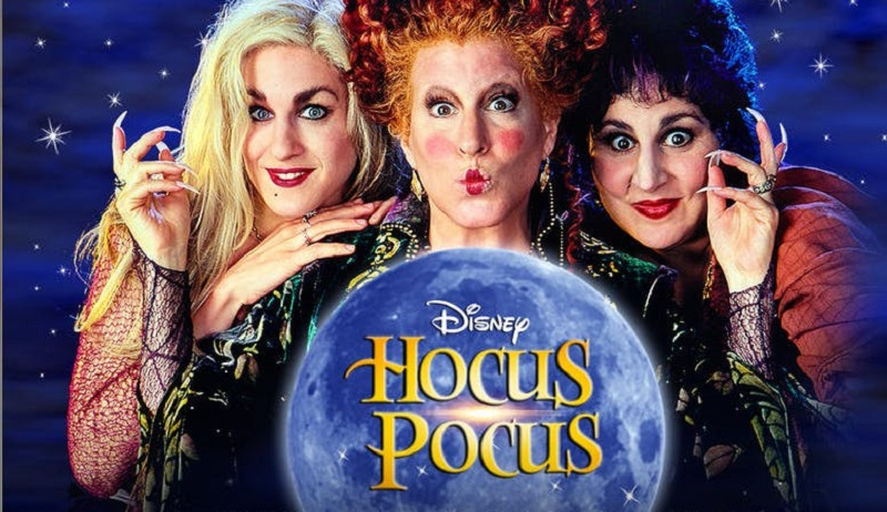 Hocus Pocus sequel in development 26 years after the release of first film 3