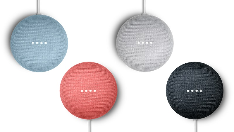 Google is taking on other tech companies by unveiling a new Wi-Fi router, Ear Bud and Smart Speaker 6