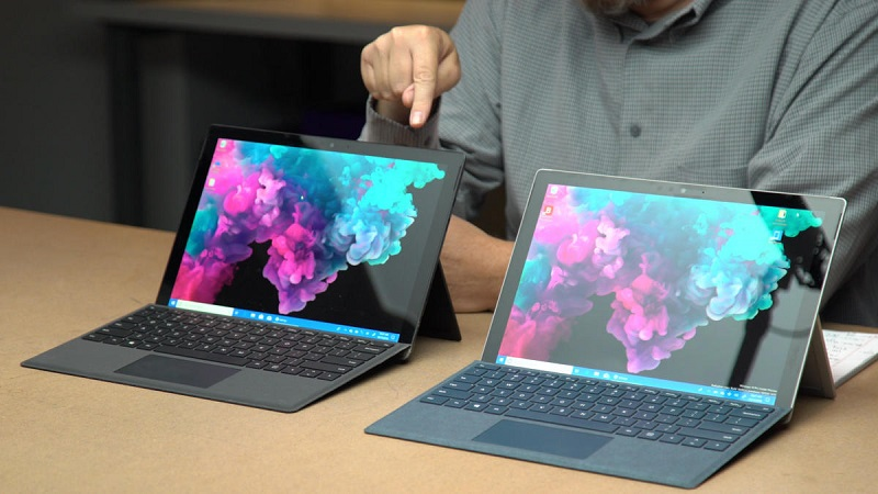 Microsoft unveils updated Surface devices 8