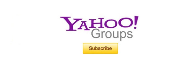 Yahoo Groups is finally coming to end on December 14th 3