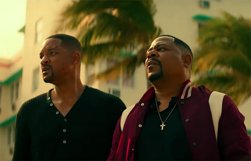 Red-band trailer for Bad Boys for Life breaks out the tight pants and fast cars 2