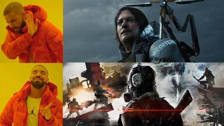 Death-Stranding-vs-Metal-Gear-Survive