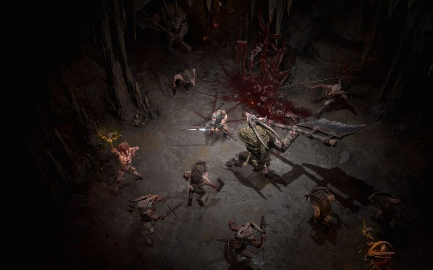 Diablo 4 may be heavy on multiplayer elements, but it won't be an MMORPG 6