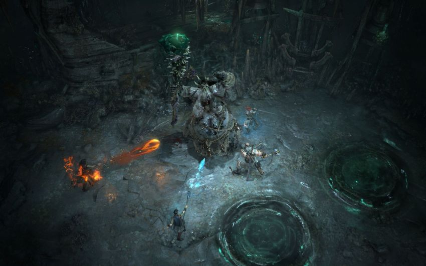 Feast your eyes on 19 new horror-infused screenshots of Diablo 4 24