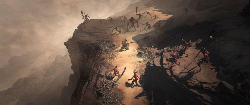 Feast your eyes on 19 new horror-infused screenshots of Diablo 4 28