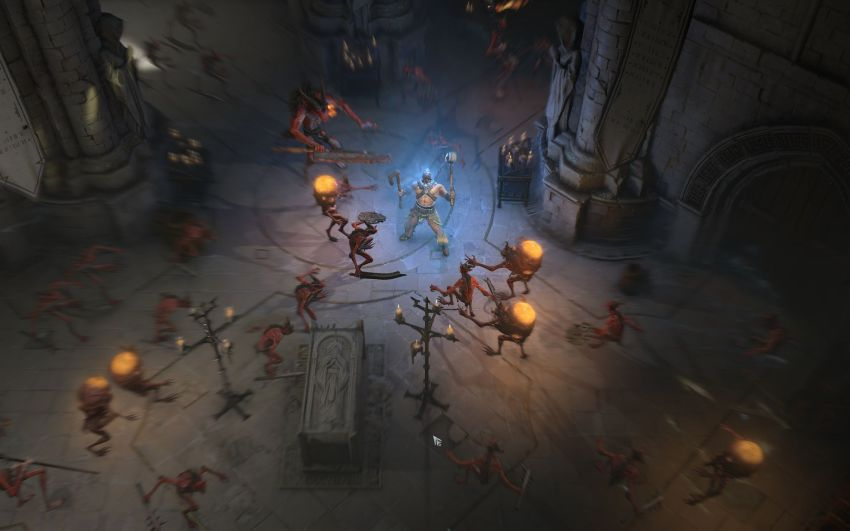Feast your eyes on 19 new horror-infused screenshots of Diablo 4 30