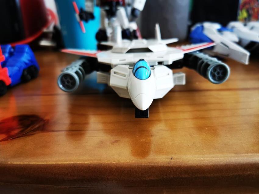 Transformers Cyberverse Spark Armour Optimus Prime Review 29