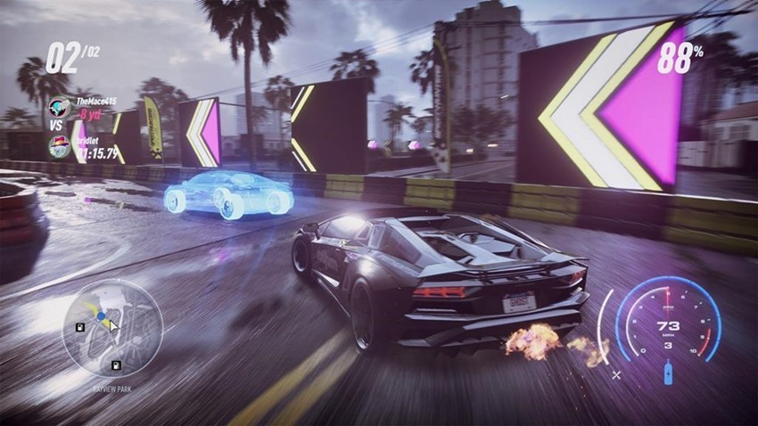 Need For Speed Heat Reviews Roundup Critical Hit
