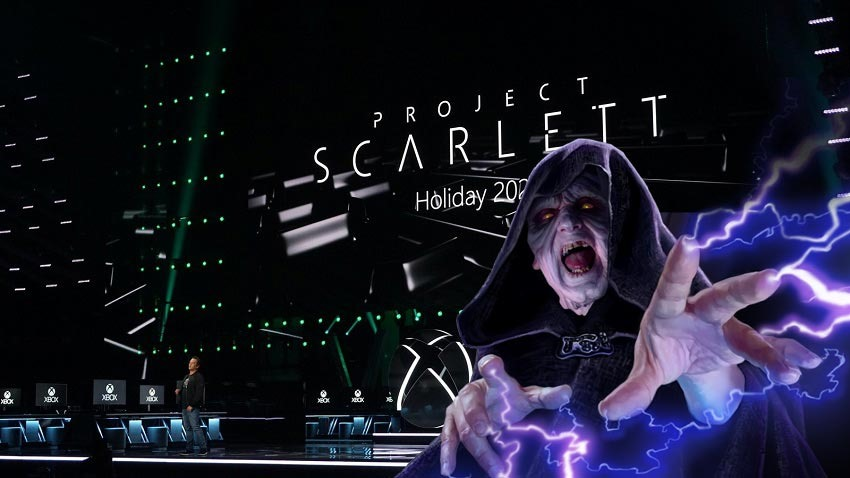 Project-Scarlett