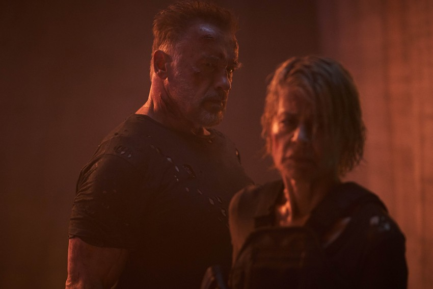 Weekend box office - Terminator flops, probably won't be back 4