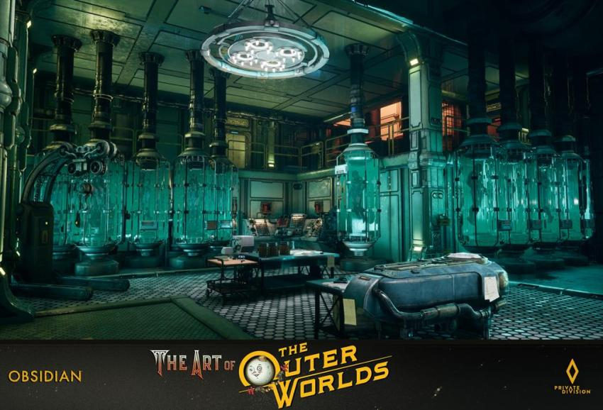 The art of The Outer Worlds 164