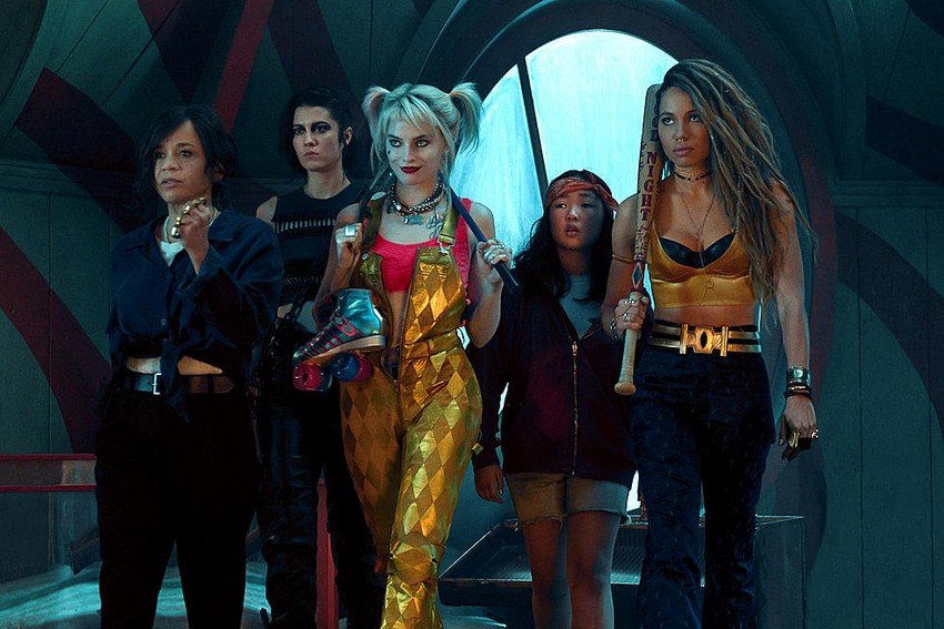 Reminder: Win tickets to see an early screening of Birds of Prey! 5