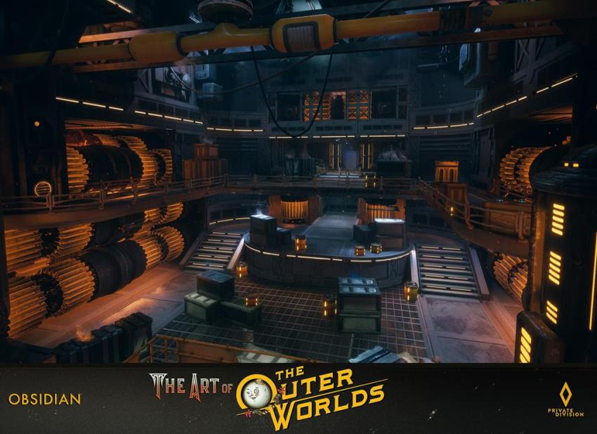 The art of The Outer Worlds 104