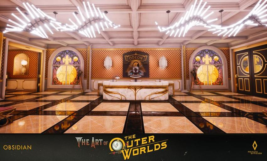 The art of The Outer Worlds 120