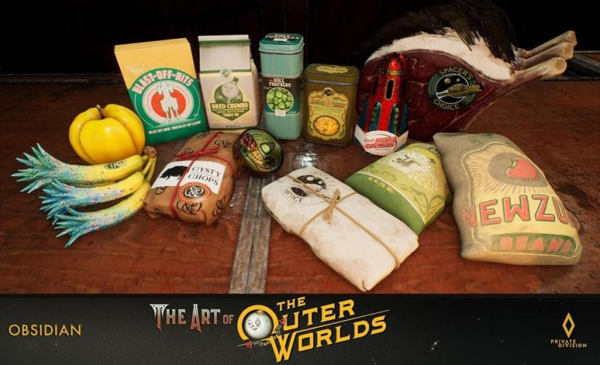 The art of The Outer Worlds 173