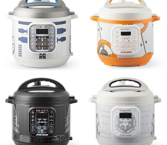 There are now Star Wars Instant Pots 5