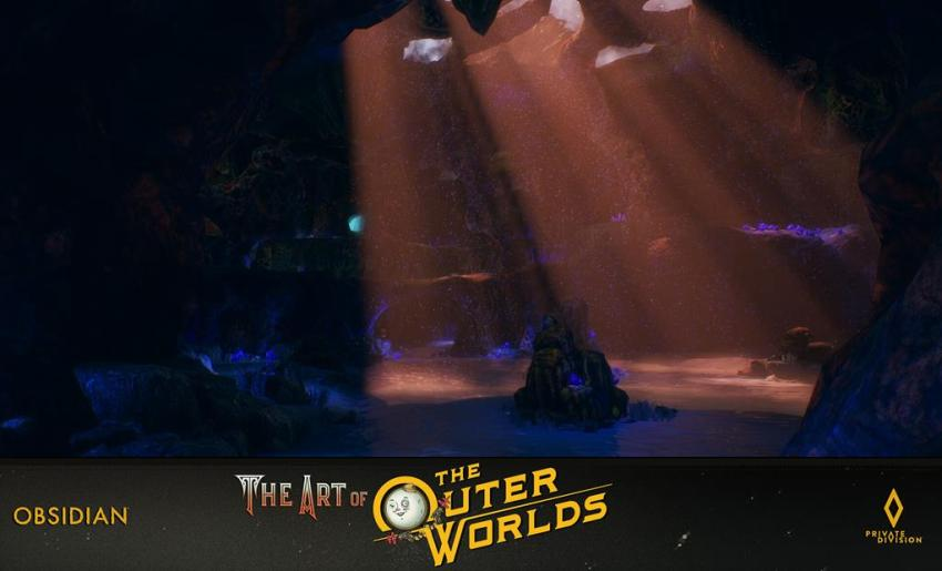 The art of The Outer Worlds 99