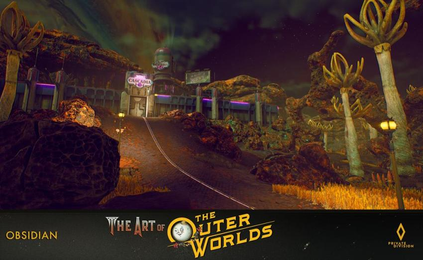 The art of The Outer Worlds 94