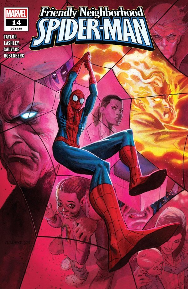 The best comic book covers of the week – 09 December 2019 48