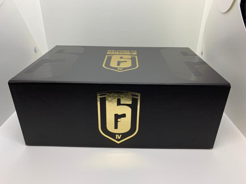 Win this super cute Rainbow Six Siege hamper to Celebrate Rainbow Six Siege: Operation shifting Tides 11