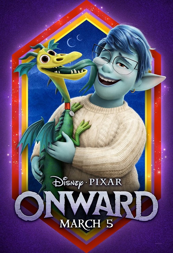 Tom Holland and Chris Pratt are on a quest to save their dad in this new trailer for Pixar's Onward 10