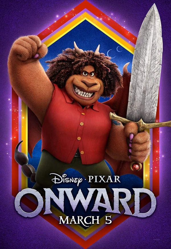 Tom Holland and Chris Pratt are on a quest to save their dad in this new trailer for Pixar's Onward 9