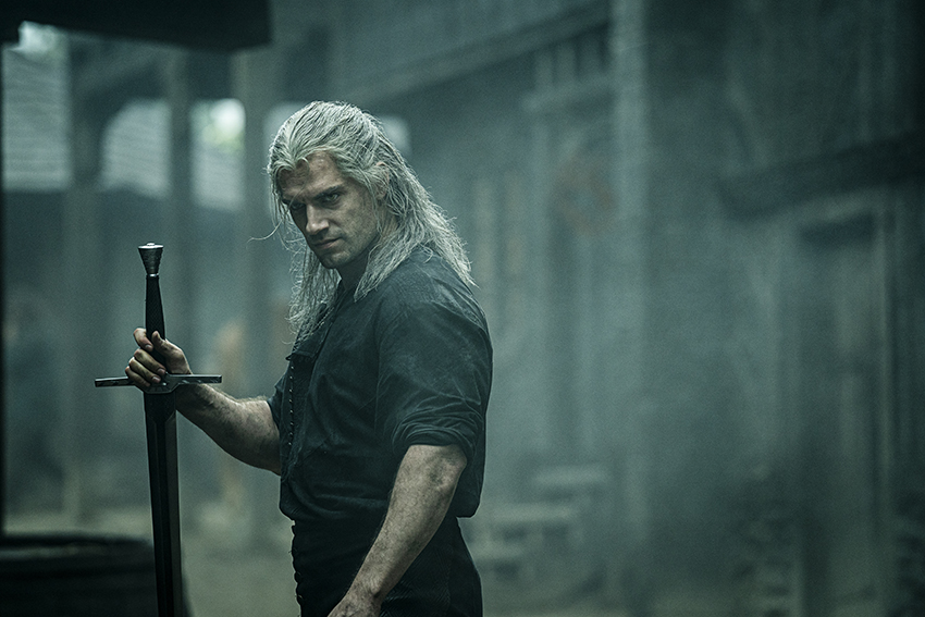 Netflix producing a Witcher anime film 4