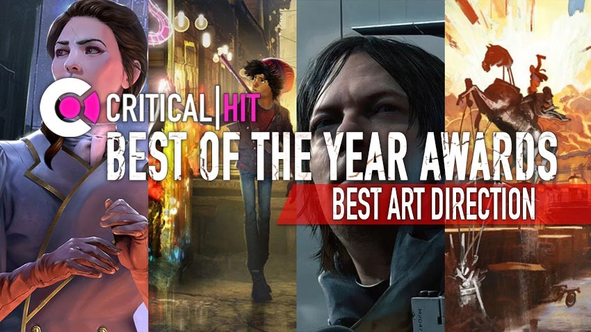 The Critical Hit Best of the Year Awards 2019 - Best art direction 2