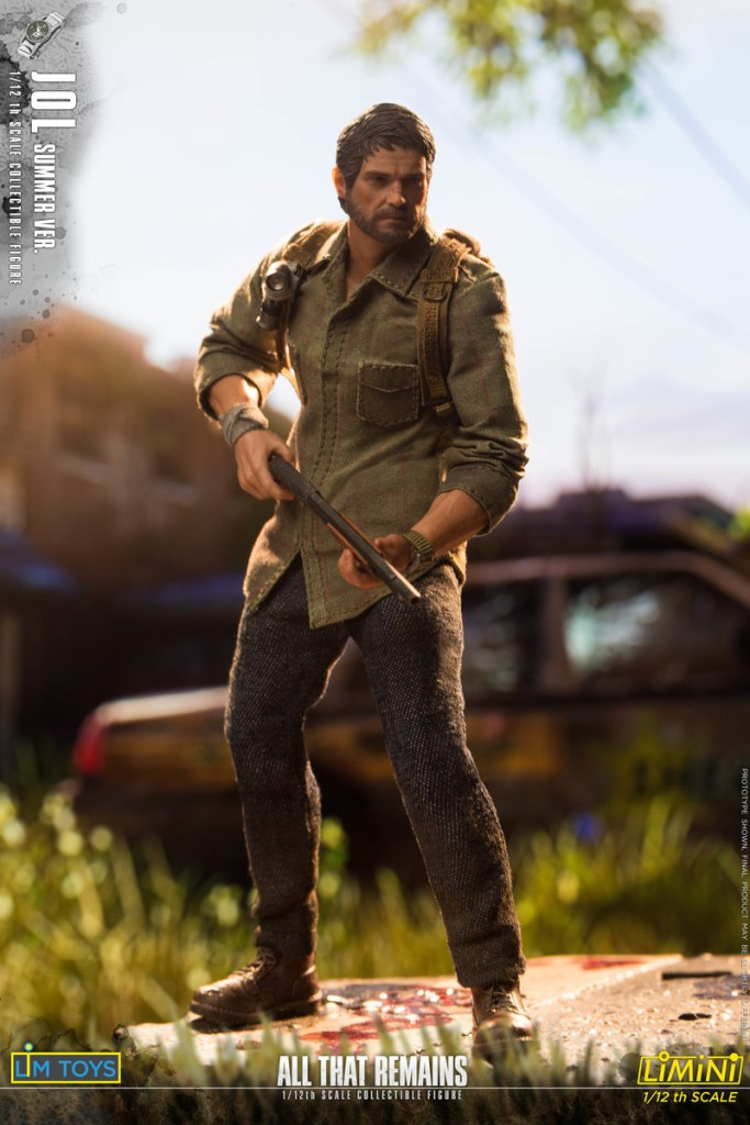 These Jol and Elly 1/12 scale All That Remains figures are just too adorable for the post apocalypse 29