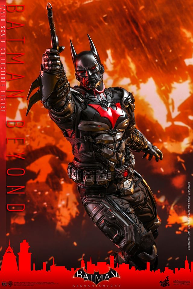 Hot Toys Batman Beyond is ready to be Gotham's Tomorrow Knight 28
