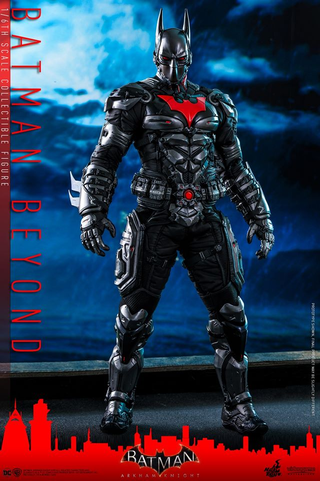 Hot Toys Batman Beyond is ready to be Gotham's Tomorrow Knight 19