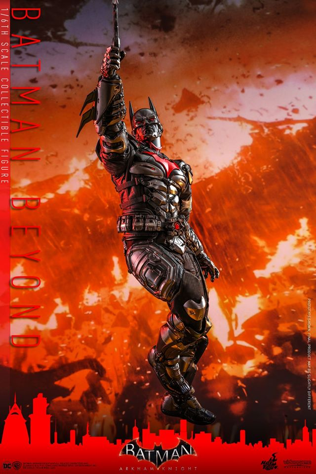 Hot Toys Batman Beyond is ready to be Gotham's Tomorrow Knight 26