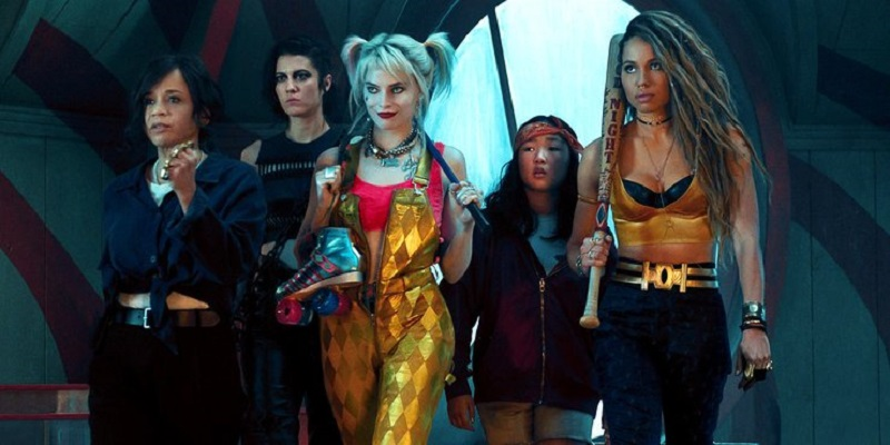 Everyone is out to get Harley Quinn in this new trailer for Birds of Prey 3