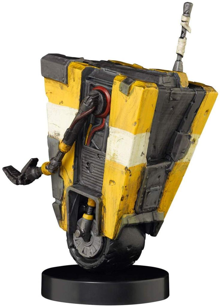 Cable Guy Borderlands 3 Claptrap Review – If it fits, it sits 12