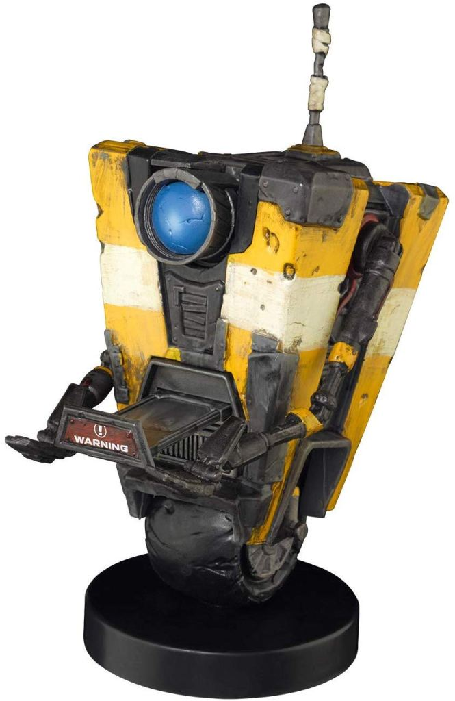 Cable Guy Borderlands 3 Claptrap Review – If it fits, it sits 13