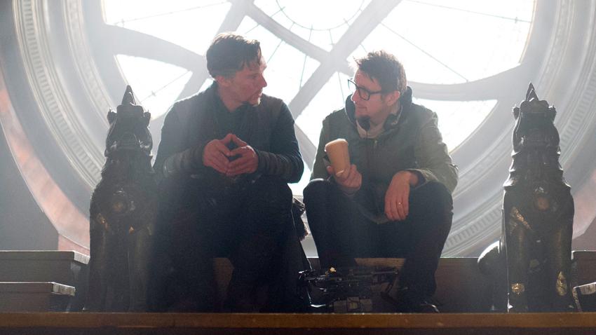 Doctor Strange director Scott Derrickson to helm the Labyrinth sequel 4