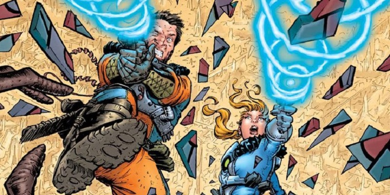 Amazon teaming with Seth Rogen and David F. Sandberg to adapt Fear Agent into a new series 4