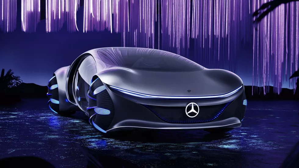 James Cameron unveils stunning Avatar 2 concept art... and concept car? 29