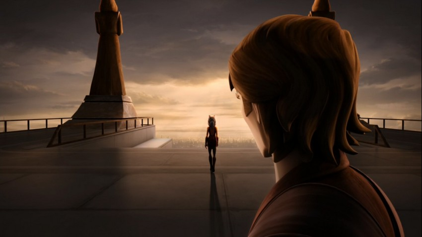 """Everything is about to change"" - Watch the new trailer for the final season of The Clone Wars 3"