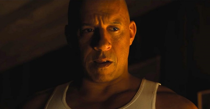 Dominic Toretto has a new family to think about in this teaser for Fast and Furious sequel F9 5