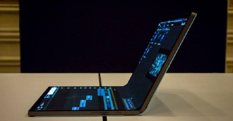 Lenovo and Intel to usher in the era of the foldable PC 10