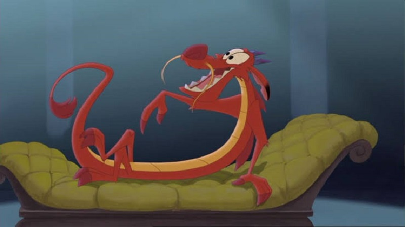 Mulan director explains why there is no Mushu in the live-action movie 4