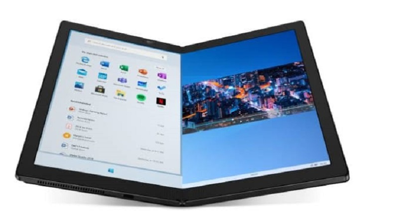 Lenovo and Intel to usher in the era of the foldable PC 7