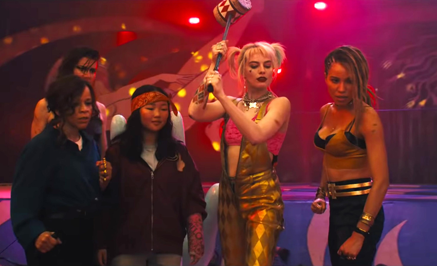 Birds of Prey second opinion review 5